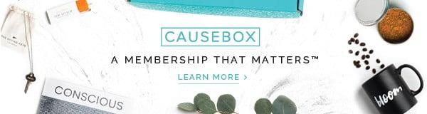 CAUSEBOX | A Membership That Matters